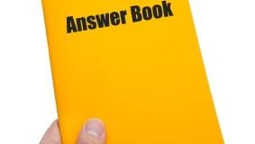 AARP Insurance Ansewr Book