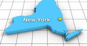 Map - New York State Medicare